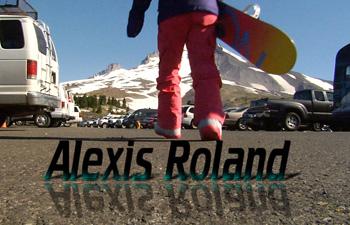 Alexis Roland - Drift video still